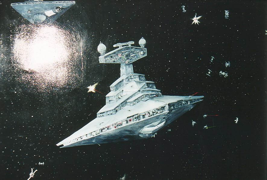space wallpaper mural Photo